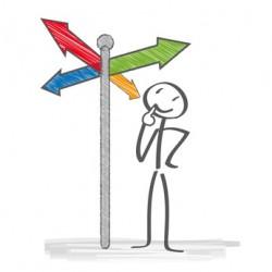 Ausbildung, beruf, business, entscheiden, bewerben, Job, entscheidung, falsch, familie, fortbildung, fragend, freisteller, gelegenheit, geradeaus, geschŠftsmann, Lebensplanung, herausforderung, hinweis, hinweisschild, information, karriere, konzept, kreuzung, links, lšsung, mŠnnchen, mšglichkeiten, navigation, organisation, orientierung, pfeile, planung, rechts, richtig, richtige, richtung, richtung, richtungswechsel, route, schilder, schule, strategie, wahl, wegweisend, wegweiser, weiterbildung, wohin, zukunft, Ÿberlegen